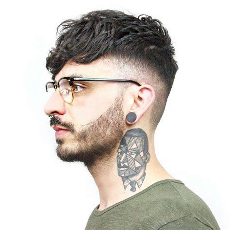 undercut hairstyles  men  thick hair