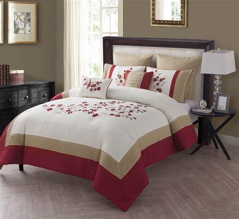 pc comforter set cherry blossom