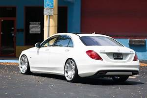 Vossen Modified 2014 Mercedes-benz S550