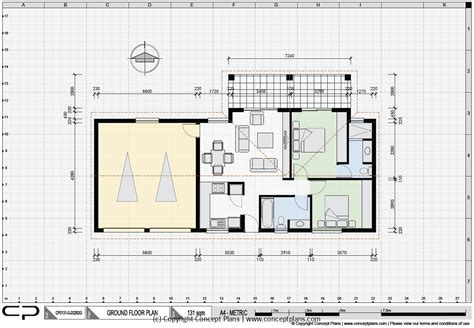 house plan samples examples    cad house floor