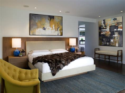 beautiful vintage mid century bedroom designs