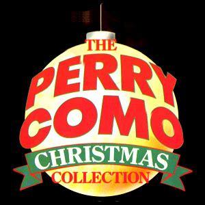 perry como xmas album the perry como christmas collection