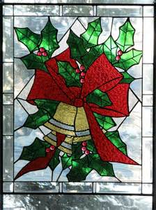 Christmas Stained Glass Patterns