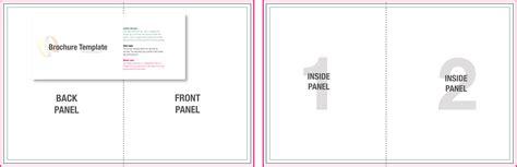 blank brochure templates   word resume examples