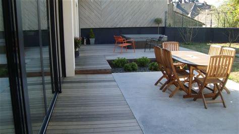 terrasse bois composite et carrelage nos conseils