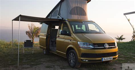 volkswagen t6 california 2018 volkswagen t6 transporter california drive review digital trends
