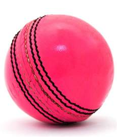 sunley pink leather cricket buy at best price on snapdeal