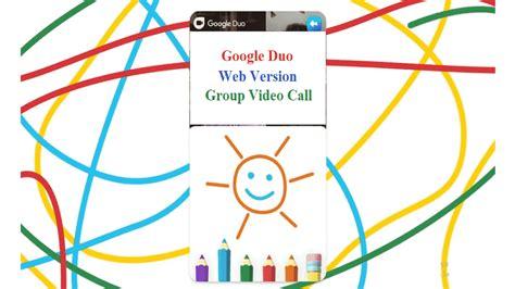 duo google version call