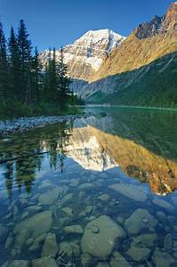 Mount, Edith, Cavell, Jasper, National, Park