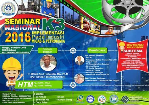 Seminar Nasional Universitas Esa Unggul