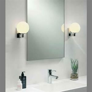 comment choisir le luminaire pour salle de bain With luminaire de miroir