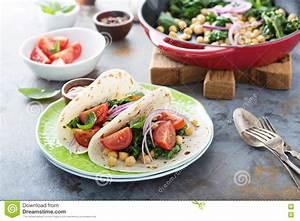 Petit Déjeuner Vegan : tacos de petit d jeuner de vegan avec le chou fris et les ~ Melissatoandfro.com Idées de Décoration