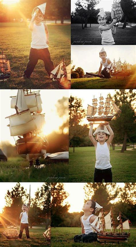 great magic hour  boy session photo shoot ideas