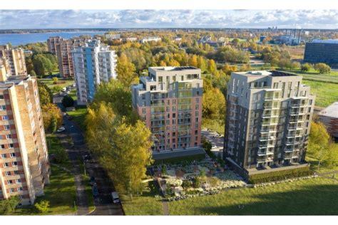 Investējot 15 miljonus eiro, uzsāk dzīvojamo māju projekta ...