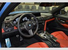 Yas Marina Blue M3 with M Performance Parts Arrives in Abu