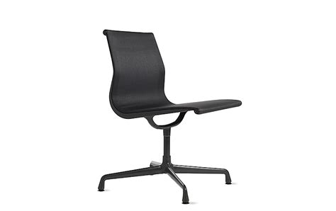 eames aluminum side chair outdoor herman miller