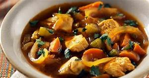 spicy chicken broth recipe eatsmarter