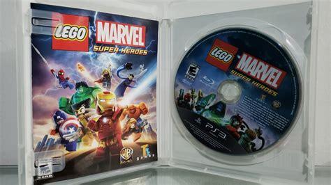 ¡compra con seguridad en ebay! Lego Marvel Super Heroes Ps3   Mercado Libre