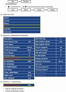 Master Electronics Repair    Ue46f70 Samsung Led Lcd Tv