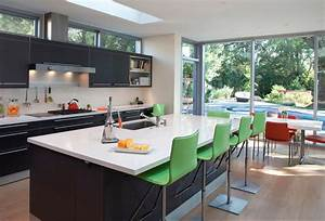 cozinha com ilha centralcozinha moderna decorandoonline