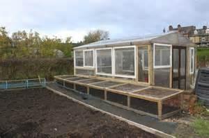 homemade greenhouse 101
