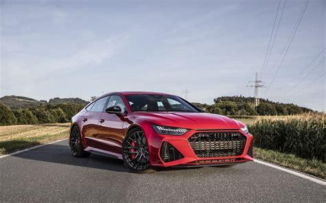2020 Audi RS7 Sportback Wallpapers | SuperCars.net