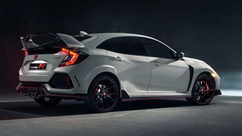 2017 Honda Civic Type R revealed in Geneva, here later ...