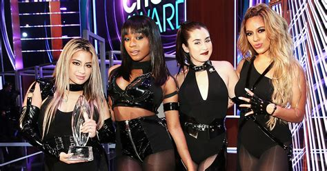 Fifth Harmony Performs Without Camila Cabello People