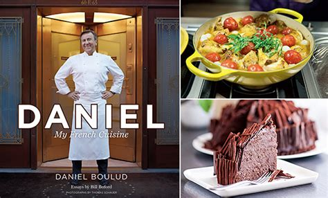 chef cuisine francais daniel boulud on and lyon epicurious com