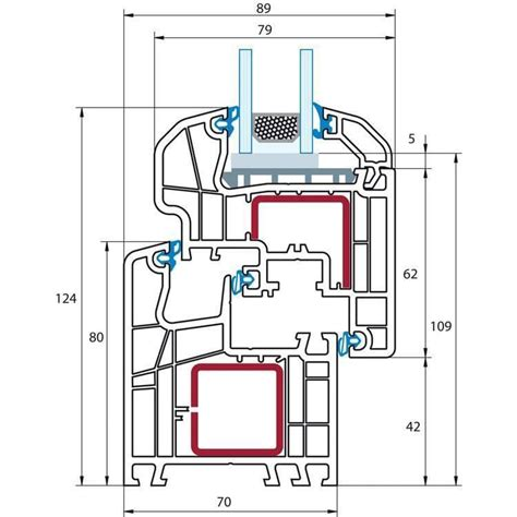 aluplast ideal  profil system  eleganter optik