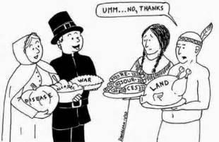 the zen pretzel trick why don 39 t you celebrate thanksgiving an essay