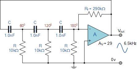 Oscillator Circuit The Tutorial