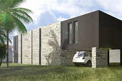 HD wallpapers maison moderne facade en pierre hddesign01.cf