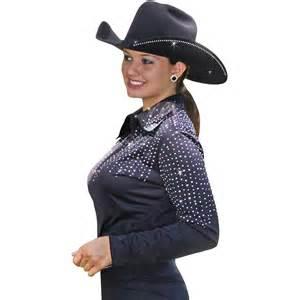 Ladies Western Show Shirts