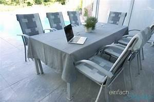 Pendelleuchte Für Langen Tisch : ikea hack tischdecke f r gro en tisch ohne n harbeit ~ Michelbontemps.com Haus und Dekorationen