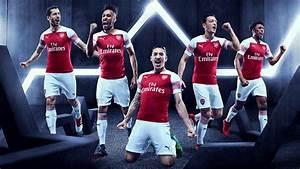 2018/19 Premier League kits