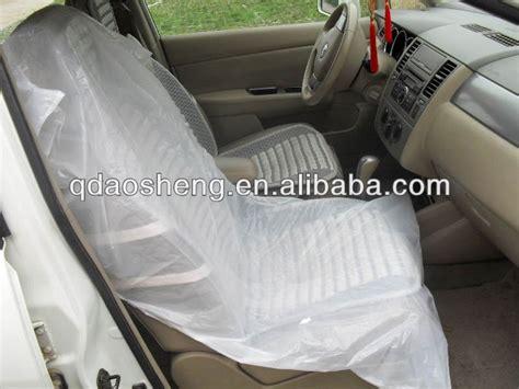 couvre si鑒e voiture transparent en plastique jetables couvre siège de voiture de moulage par soufflage capot de selle id de produit 500003825474 alibaba com