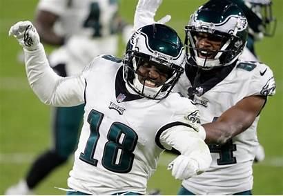 Jalen Reagor Eagles Why Return Philadelphia Controversy