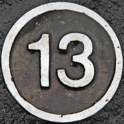 The Number 13 EnglishoŠaca