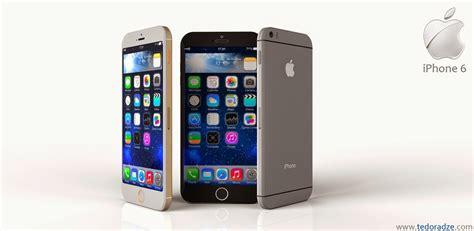 iphone 6 ios تصميم تخيلي لـ iphone 6 مع نظام ios 9 بدلا من ios 8 إلكتروني
