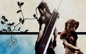 Wallpaper Final Fantasy 7 Crisis Core - Splendid Wallpaper HD