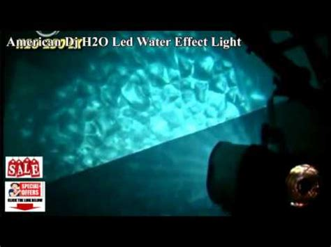 forcate led stage light water wave effect projector lig