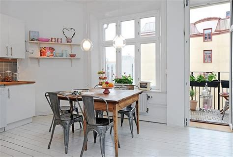 farm table with metal chairs metal chairs farm table lauren pinterest