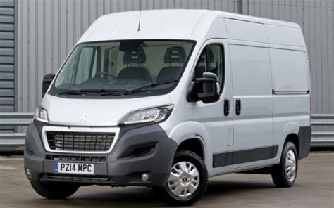 New Peugeot Boxer Review