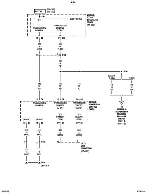 Need Wiring Schematic For Cruiser Pcm Tcu