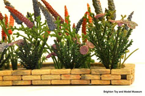 britains floral garden britains floral miniature garden