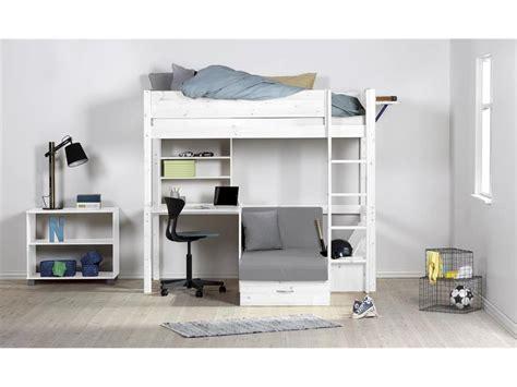 flexa basic hochbett casa mit gerader leiter flexa basic