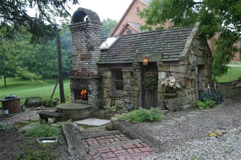 outside place 30 perfect outdoor fireplace pictures creativefan