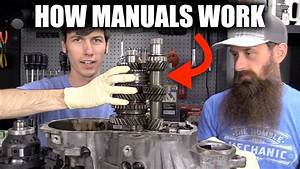 How Manual Transmissions Work - A Simple Explanation