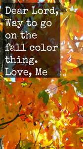 Fall Prayer Quotes
